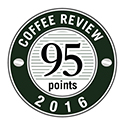 Coffee Review 95 points November 2016