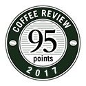 Coffee Review 95 points December 2017