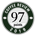 97 points Coffee Review